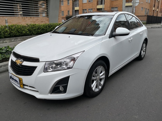 Chevrolet Cruze Platinum 1.8 Mt