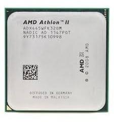 Athlon Ii 2 64 X3 445 3.1ghz Socket Am3 Tri Core E Garantia.