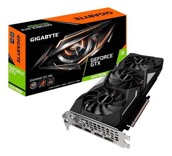 Gigabyte Geforce Gtx 1660 Super - 6gb - Gddr6 - 192-bit