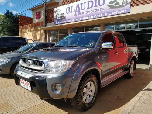 Toyota Hilux Srv 3.0 Con Cuero Full 4x2 Automotoresclaudio
