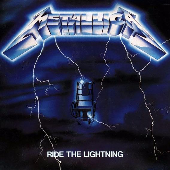 Metallica - Ride The Lightning [vinyl] Reissue 180gram Lp