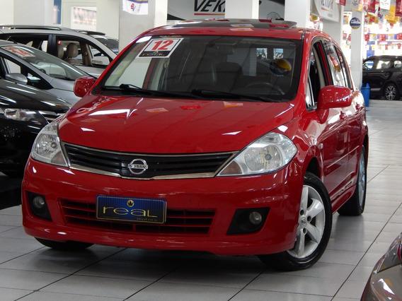 Nissan Tiida Sl 1.8 Teto 2012