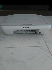 Multifuncional Canon Pixma Mg 2410 Usb Jato De Tinta