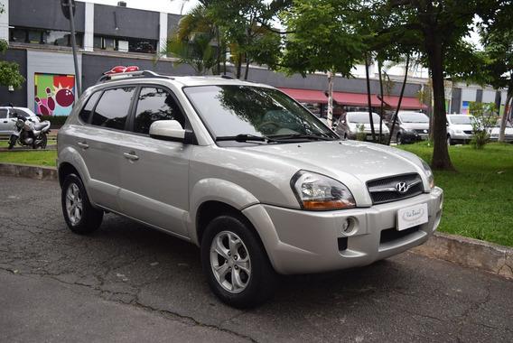 Hyundai Tucson Gls Flex Automática, Baixa Km, Oportunidade.