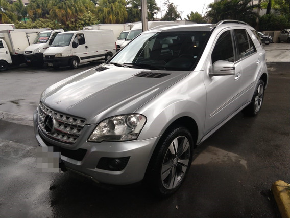 Mercedes-benz Classe Ml 3.0 Cdi 5p 2011