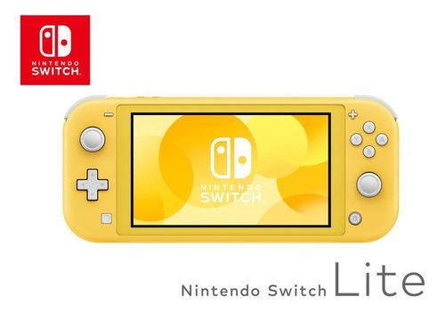 Consola Nintendo Switch Lite / Makkax