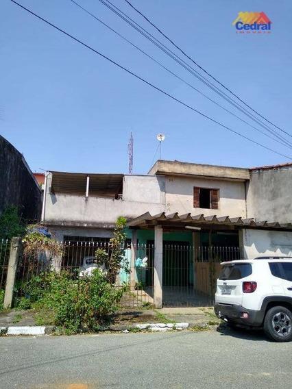 Casa À Venda, 120 M² Por R$ 280.000,00 - Jardim Camila - Mogi Das Cruzes/sp - Ca0679