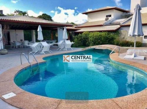 Casa Com 5 Dormitórios À Venda.1.600 M² Por R$ 3.000.000 - Itaigara - Salvador/ba - Ca0337