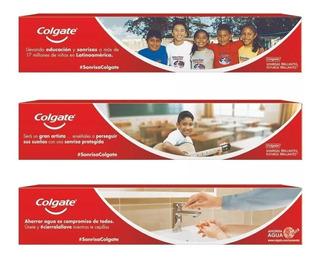 Crema Dental Colgate Máxima Protección Anticaries 180g Envio