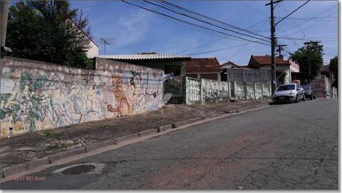 Terreno À Venda, 267 M² Por R$ 500.000,00 - Parque Das Nações - Santo André/sp - Te0058