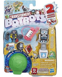 Transformers Botbots Turma Da Mochila