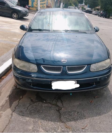 Chevrolet Omega 3.8 Cd 4p 2000