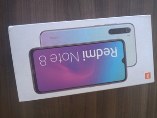 Redmi Note 8 64 Gb Blue