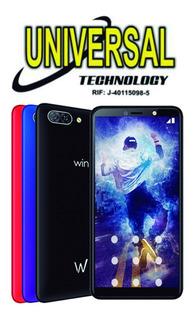 Telefono Win Q7 1gb+16gb Liberado Dual Con Promoción Tienda.