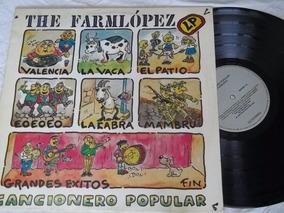 Lp Vinil - The Farmlopez - Cancionero Popular - Mus Latina
