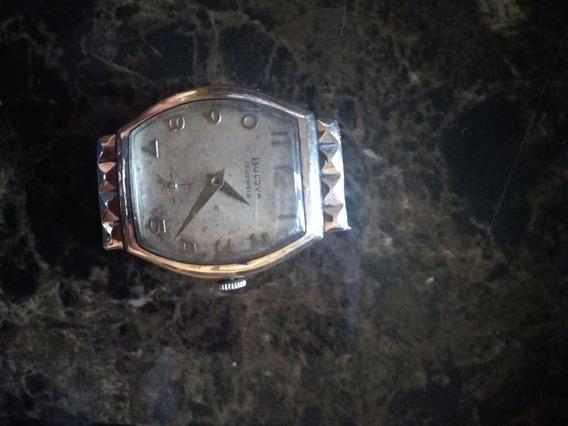 Bonito Reloj Bulova Automático Años 40s