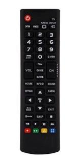 Controle Remoto Tv Lg Lcd Led Plasma Akb73715613 C/ Frete