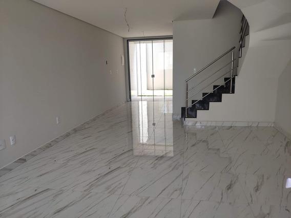 Casa Com 3 Quartos Para Comprar No Itapoã Em Belo Horizonte/mg - 2071