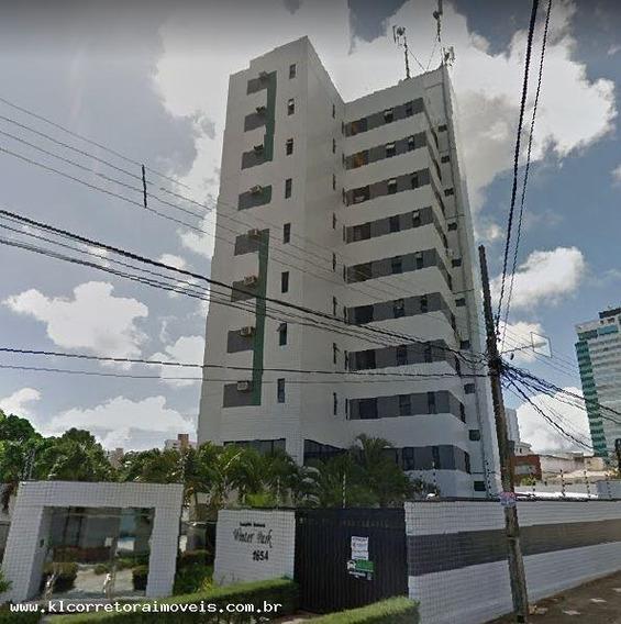 Apartamento Para Venda Em Natal, Lagoa Nova, 3 Dormitórios, 1 Suíte, 3 Banheiros, 2 Vagas - Ka 0893