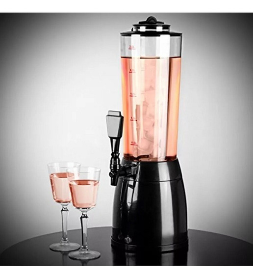 Chopera Cerveza Premium Dispenser Bebida Champ. Hot Enfriado