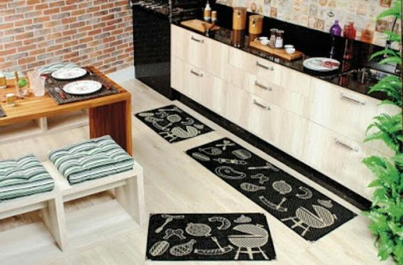 Kit Cozinha Sisal