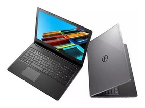 Notebook Dell Inspiron I3 15-3000 Preto 1tb 8gb Wds10 C/ Nf