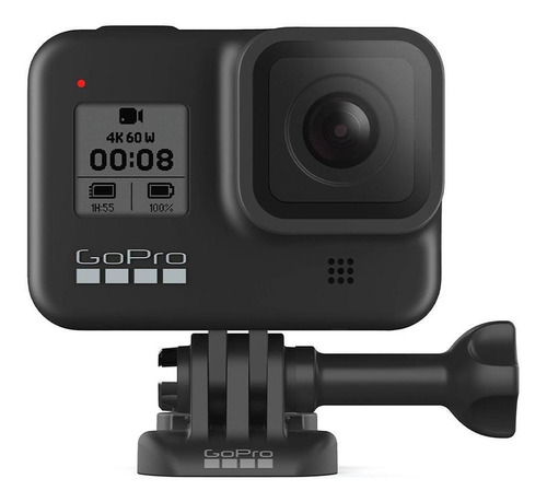 Gopro Hero 8 Black Câmera 4k 12mp