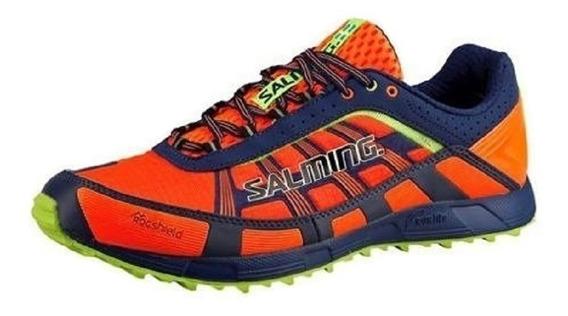 Zapatillas Salming Trail T3 Trekking Running Hombre Importad
