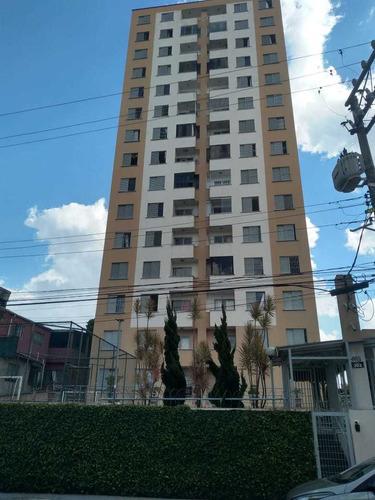 Imagem 1 de 14 de Apartamento Para Venda Com 02 Dormitórios E 01 Vaga.