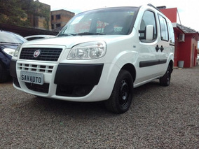 Fiat Doblo Attractive 1.4 Fire Flex 8v 5p (7 Lug) 2015