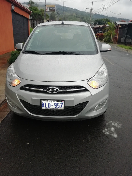 Hyundai I10 2017 Como Nuevo