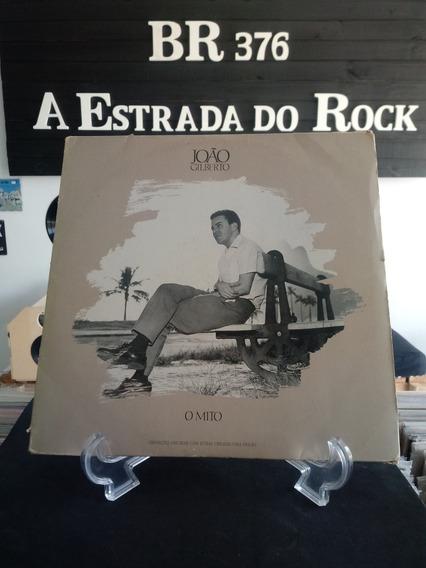 Lp João Gilberto - O Mito, Triplo