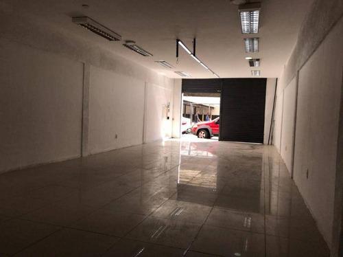 Imagem 1 de 7 de Barracão Para Alugar, 180 M² Por R$ 8.200/mês - Centro - Campinas/sp - Ba0048