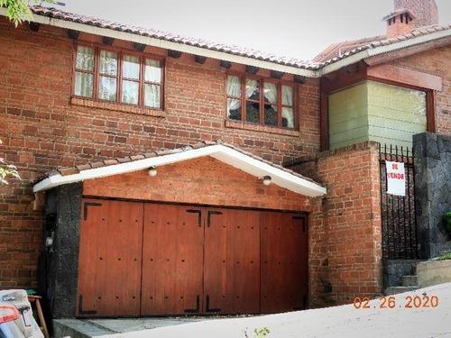 Casa En Venta En Jardines En La Montaña Con 5 Recamaras Y 390 M2 Construccion