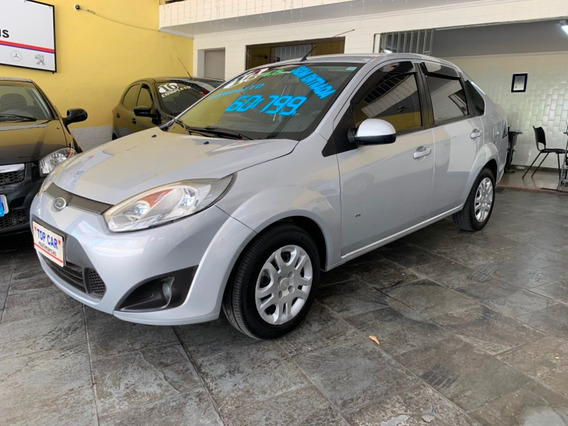 Fiesta Sedan 1.6 2014 Completo - Sem Entrada