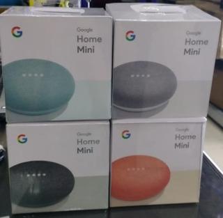 Google Home Mini Nuevos En Caja Sellada