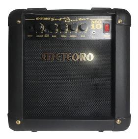 Cubo Meteoro Mg10 Guitarra 10w C/ Overdrive