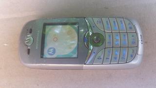 Celular Motorola C650 Claro Usado