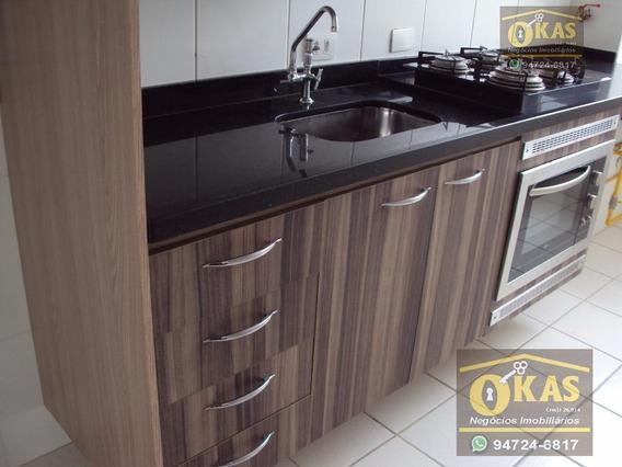 Apartamento Duplex Para Venda Em Suzano, Vila Urupês, 3 Dormitórios, 2 Banheiros, 1 Vaga - Ad0013.v_1-1480710