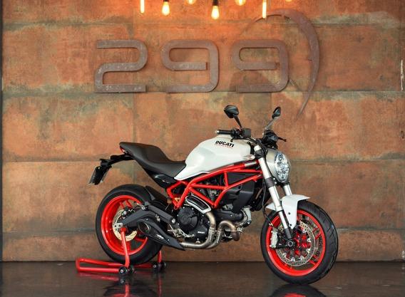 Ducati Monster 797 - 2018 E Com Apenas 5.092kms!!!