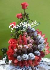 Arreglos Frutales Y Florales Venta Y Curso