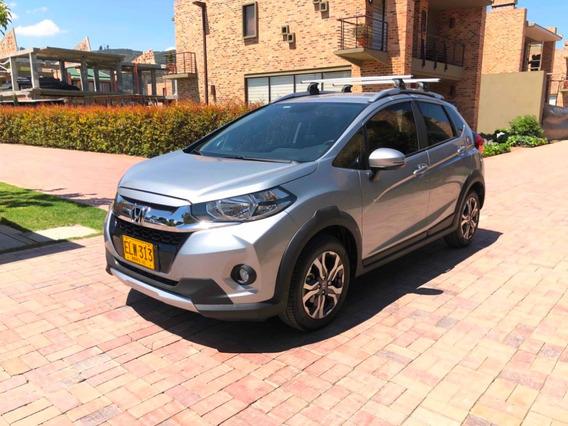 Honda Wr-v Ex Full Equipo Automatica