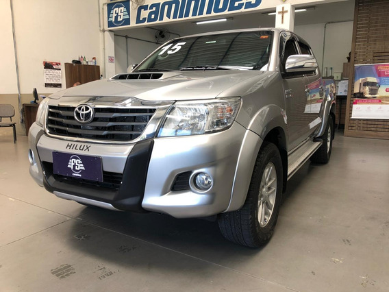 Toyota Hilux Srv Completo 4x4 Fs Caminhoes