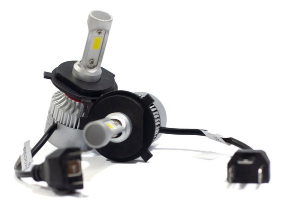 Lamparas Cree Led H4 S6 Gold 20000lm 35w