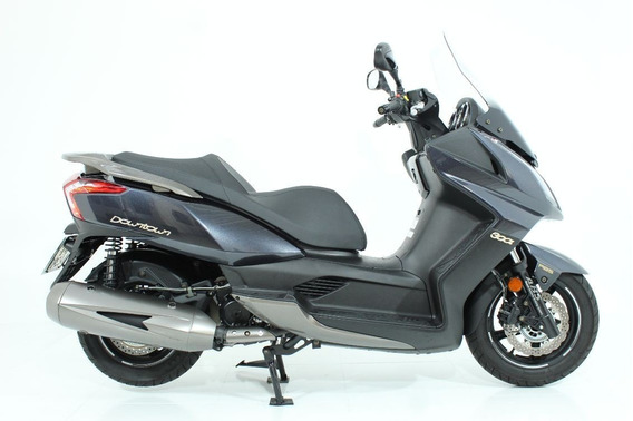 Kymco Downtown 300 I Abs 2019 Cinza