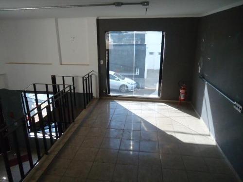 Sala Comercial Com Mezanino - Sa0353