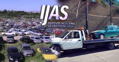 Elimino Multas, Adeudo Vehicular, Recupero Vehiculo (ijas)