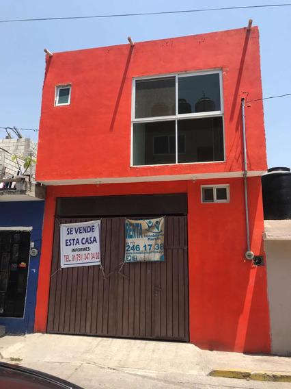 Casa De 3 Recamaras En Otilio Montaño Jiutepec