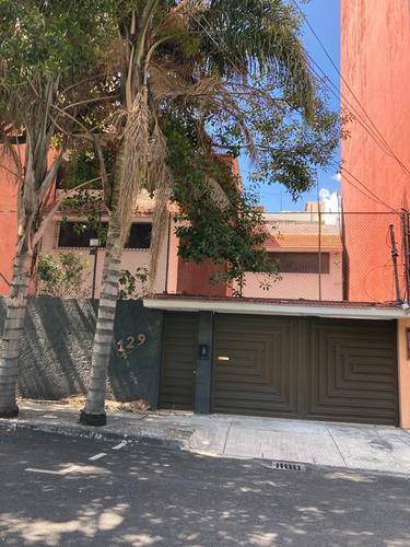 Imagen 1 de 14 de Casa En Renta Con Uso De Suelo En San Jose Insurgentes