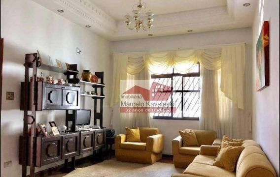 Sobrado Com 4 Dormitórios À Venda, 270 M² Por R$ 1.600.000 - Alto Da Mooca - São Paulo/sp - So2445